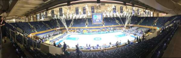 Cameron Indoor Stadium, section: 6, row: M