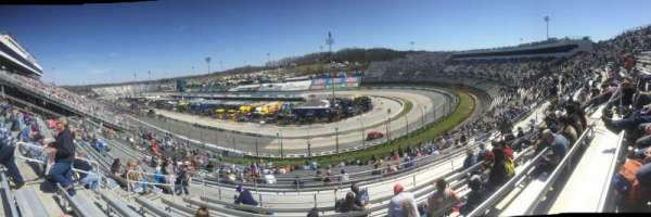 Martinsville Speedway, section: First Turn Tower BB, row: 33, seat: 27