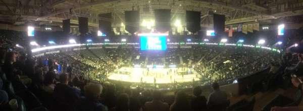 Lawrence Joel Veterans Memorial Coliseum, section: 231, row: K, seat: 3