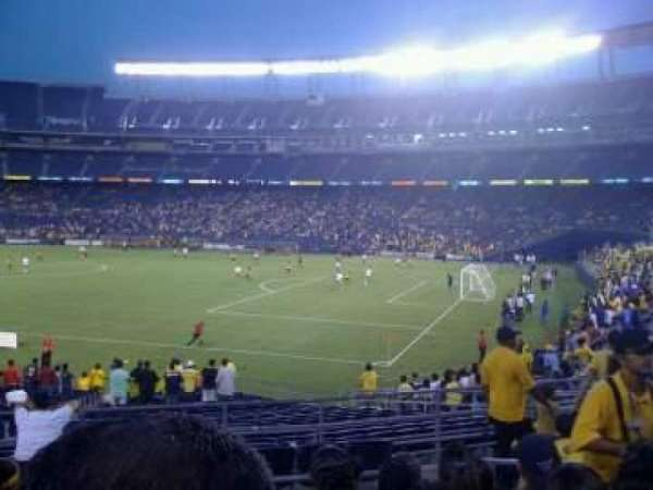 SDCCU Stadium, section: P16