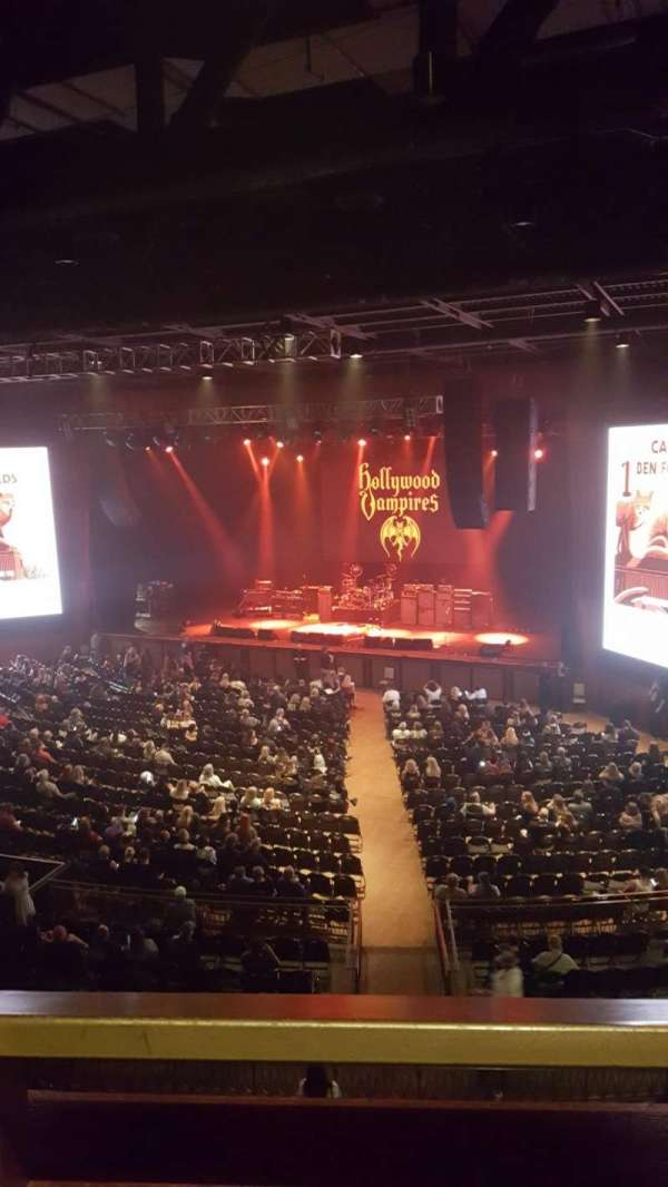 The Joint at Hard Rock Las Vegas, section: 302, row: A, seat: 15