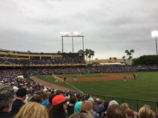 Champion Stadium, section: 101, row: T, seat: 13