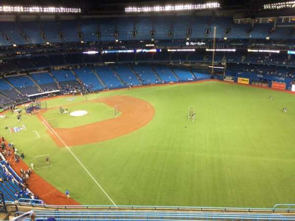 Rogers Centre, section: 510L, row: 12, seat: 111