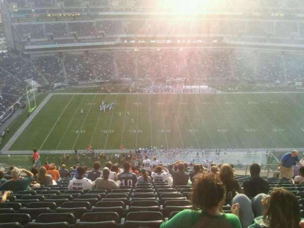 Lincoln Financial Field, section: 224, row: 24, seat: 11