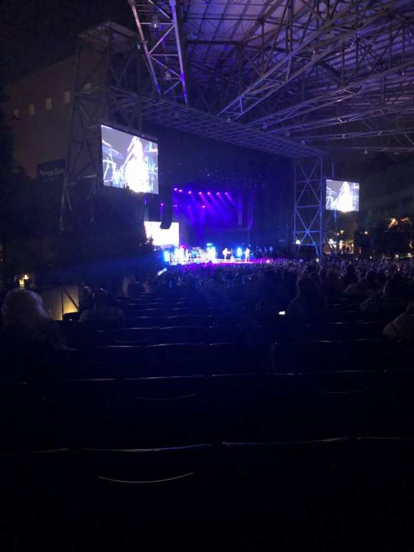 Ameris Bank Amphitheatre, section: 104, row: P, seat: 35