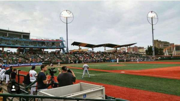 MCU Park, section: 6, row: C, seat: 6