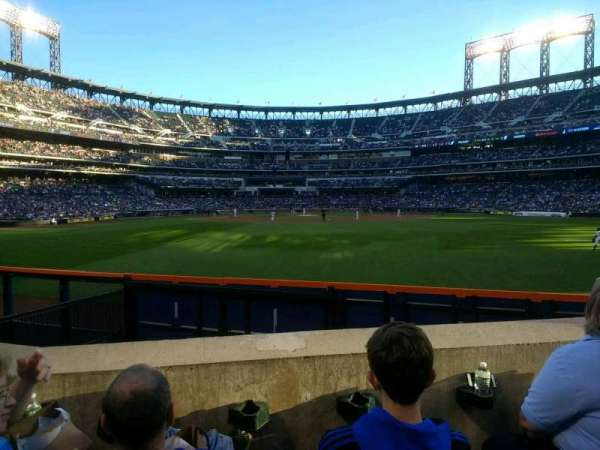 Citi Field, section: 141, row: 3, seat: i
