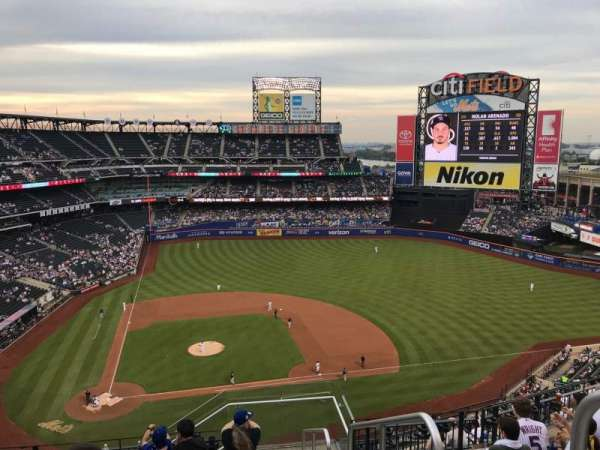 Citi Field, section: 509, row: 8, seat: 24