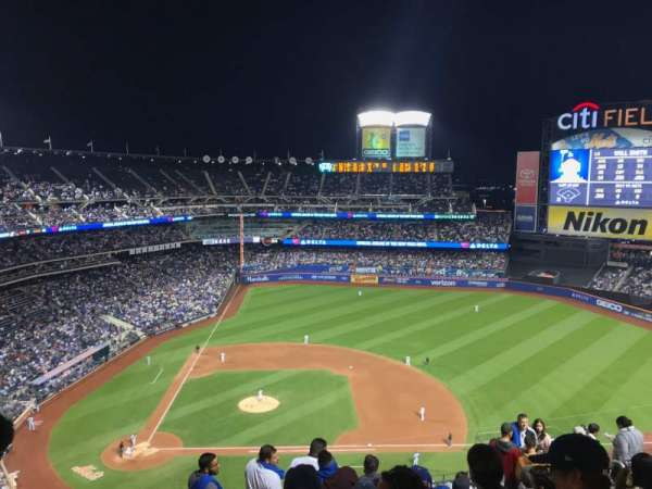 Citi Field, section: 508, row: 10, seat: 17