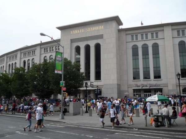 Yankee Stadium, section: Gate 6