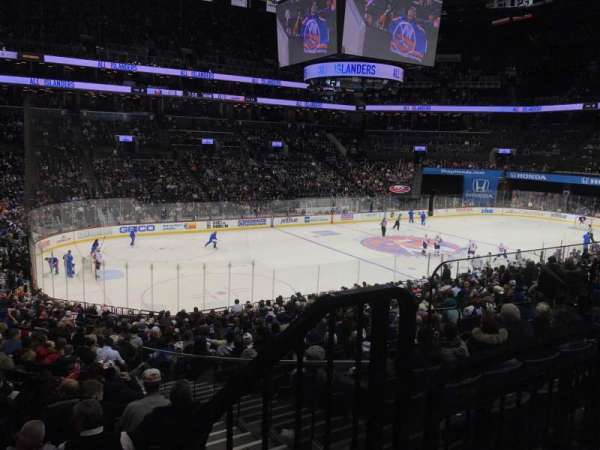 Barclays Center, section: 111, row: 4, seat: 3