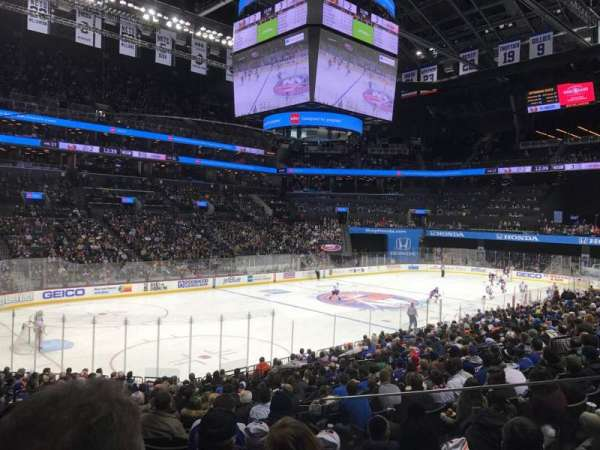 Barclays Center, section: 12, row: 20, seat: 11