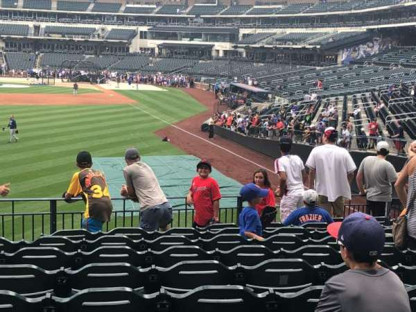 Citi Field, section: 134, row: 5, seat: 5