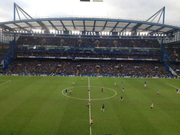 Stamford Bridge, section: East Stand Upper 5, row: 5, seat: 0095