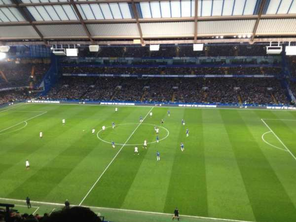 Stamford Bridge, section: East Stand Upper 5, row: 20, seat: 0062