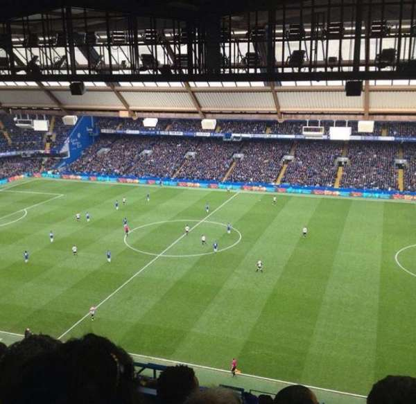 Stamford Bridge, section: East Upper 7, row: 29, seat: 0035