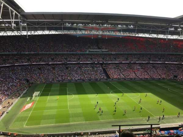 Wembley Stadium, section: 503, row: 5, seat: 78