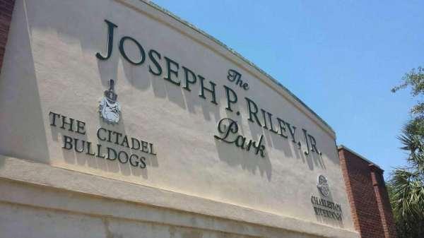 Joseph P. Riley, Jr. Park, section: Outside