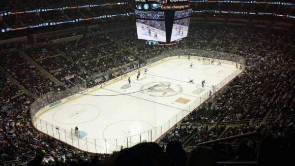 PPG Paints Arena, section: 225, row: L, seat: 2