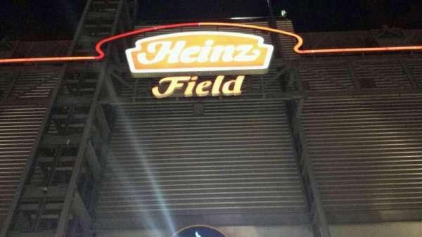 Heinz Field, section: Entrance