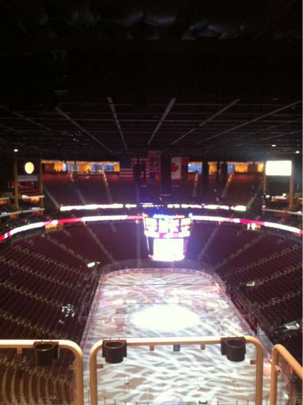 Gila River Arena, section: 209, row: XWC, seat: 1