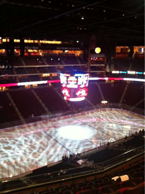 Gila River Arena, section: 203, row: H, seat: 20
