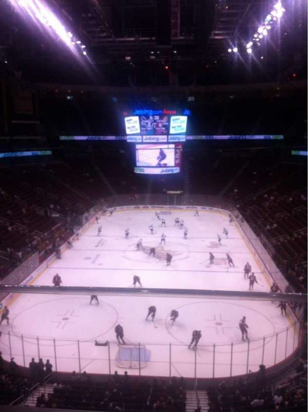 Gila River Arena, section: 223, row: A, seat: 1