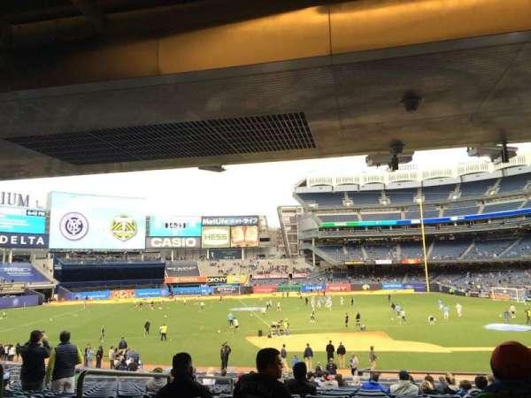 Yankee Stadium, section: 125, row: 30, seat: 11