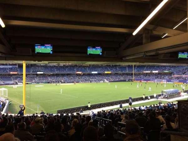 Yankee Stadium, section: 107, row: 30, seat: 3