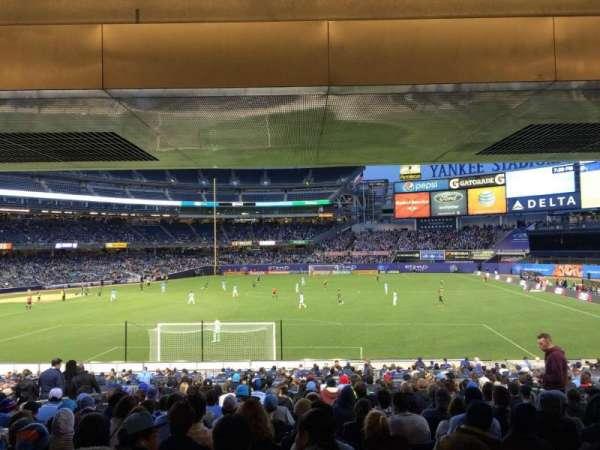 Yankee Stadium, section: 112, row: 30, seat: 8