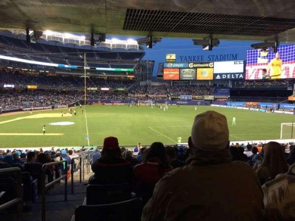 Yankee Stadium, section: 115, row: 30, seat: 14