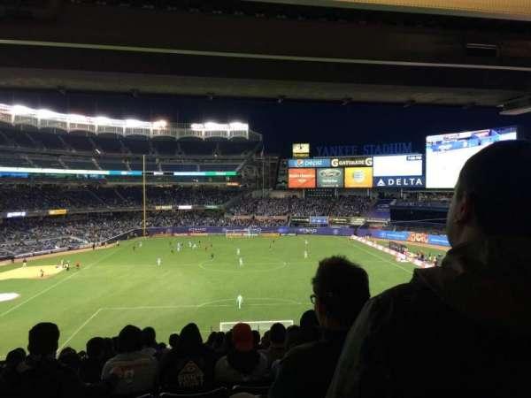 Yankee Stadium, section: 213, row: 23, seat: 11