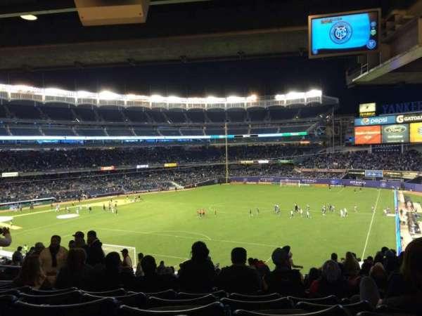 Yankee Stadium, section: 210, row: 22, seat: 13