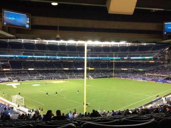 Yankee Stadium, section: 208, row: 23, seat: 9