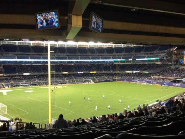 Yankee Stadium, section: 207, row: 22, seat: 19