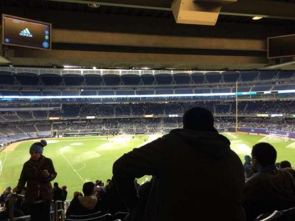 Yankee Stadium, section: 205, row: 23, seat: 32