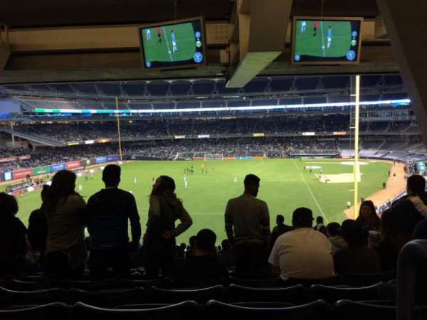 Yankee Stadium, section: 233b, row: 23, seat: 9