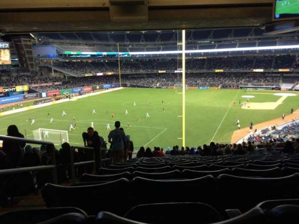 Yankee Stadium, section: 232b, row: 23, seat: 17