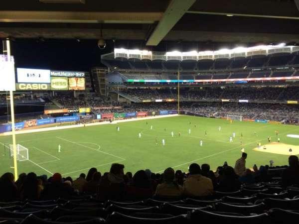 Yankee Stadium, section: 230, row: 23, seat: 11