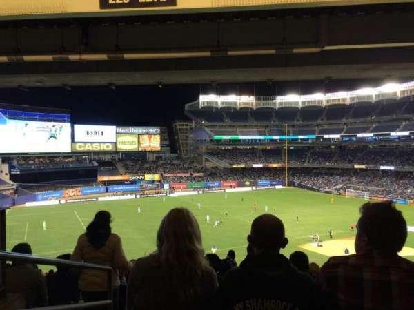 Yankee Stadium, section: 227b, row: 23, seat: 22
