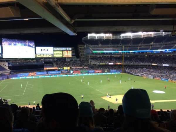 Yankee Stadium, section: 227a, row: 23, seat: 10