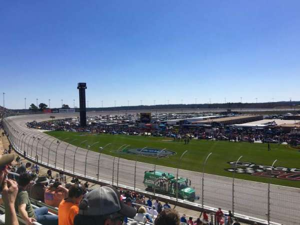 Atlanta Motor Speedway, section: 137, row: 22, seat: 12