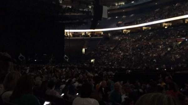 Enterprise Center, section: 115, row: E, seat: 5