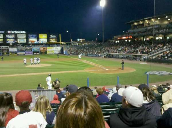 Coca-Cola Park, section: 116, row: R, seat: 9