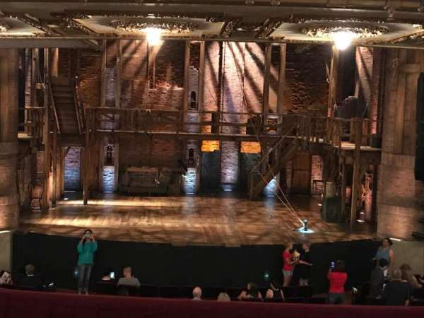 CIBC Theatre, section: Dress Circle C, row: C, seat: 201