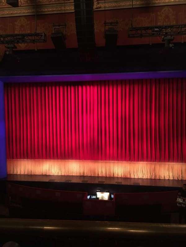 Longacre Theatre, section: Mezzanine C, row: A, seat: 104