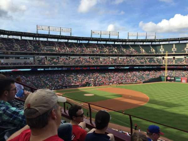Globe Life Park in Arlington, section: 239, row: 4, seat: 6