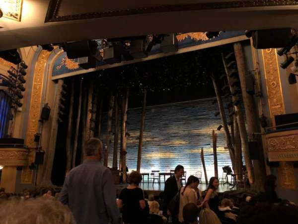 Gerald Schoenfeld Theatre, section: Orchestra R, row: N, seat: 6