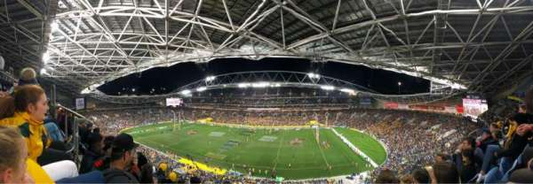 ANZ Stadium, section: 629, row: 6, seat: 44