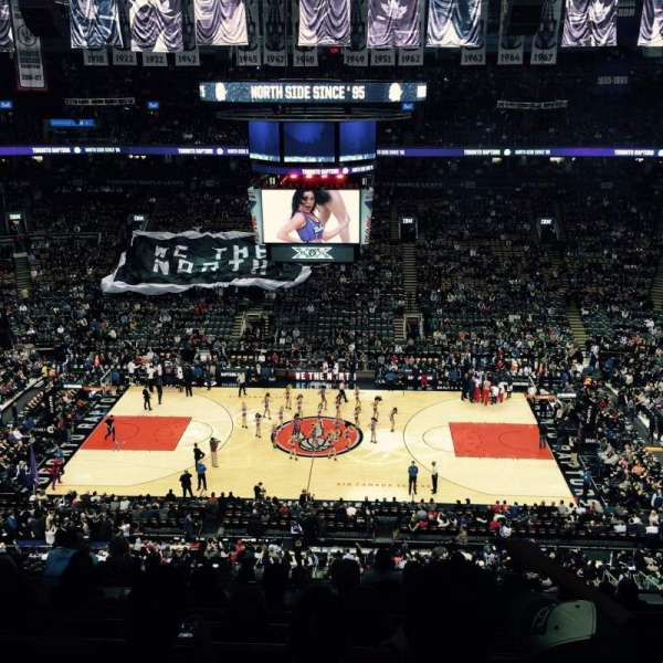 Scotiabank Arena, section: 309, row: 11, seat: 6